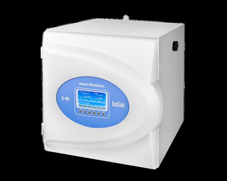 CO2-inkubator og rister