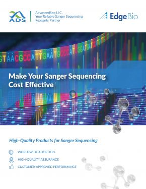 All you need for your Sanger sequencing