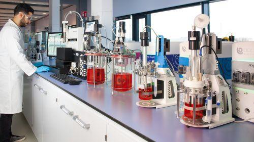 Bioreaktorer & fermentorer